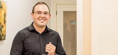 Patrick Parreira - Coordenador de Engenharia