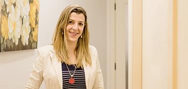 Juliana Slomp - Analista de Produto de Confecção