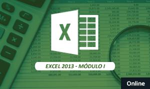 Excel 2013 - Módulo I (online)